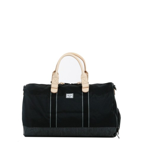 Herschel Sac de voyage Novel Offset 52 cm black/black denim