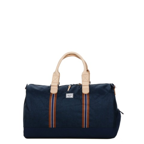 Herschel Sac de voyage Novel Offset 52 cm medieval blue crosshatch/medieval blue