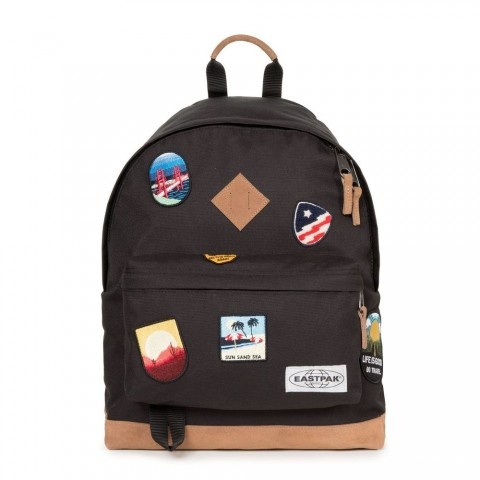 Eastpak Wyoming Into Patch Black