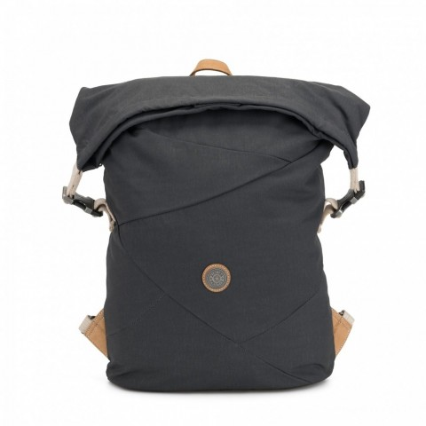 Kipling Grand sac à dos extensible avec compartiment pour laptop Casual Grey
