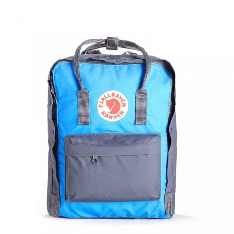 [BLACK FRIDAY] FJALLRAVEN Sac à dos KANKEN 16L Gris/Bleu