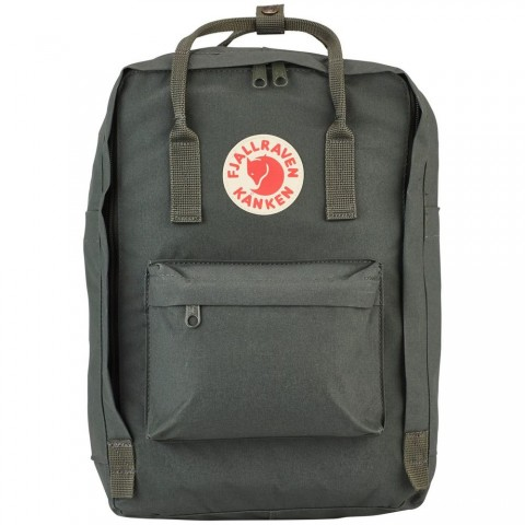 "[BLACK FRIDAY] FJALLRAVEN Kånken Laptop 15"" - Sac à dos - olive Vert"