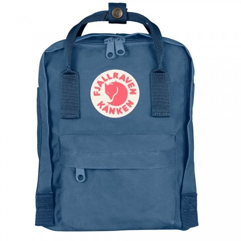 [BLACK FRIDAY] FJALLRAVEN Kånken Mini - Sac à dos - bleu Bleu
