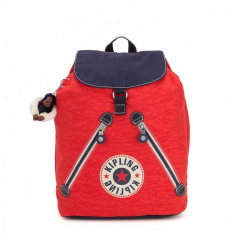 Kipling Sac à dos Active Red Bl