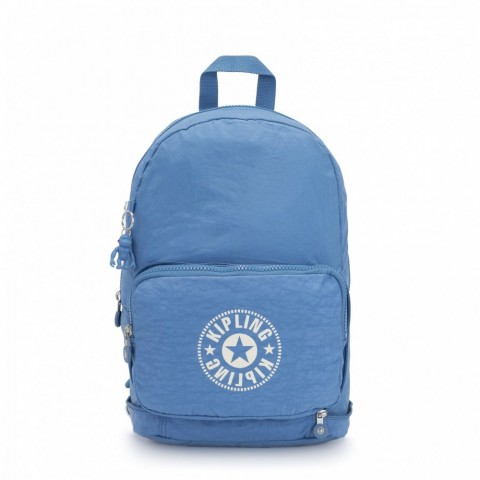 Kipling Sac Cabas avec Sangle Détachable Dynamic Blue