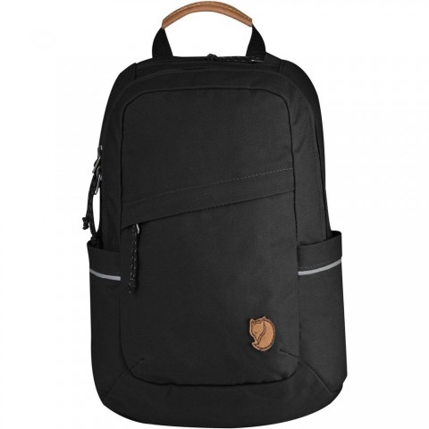 [BLACK FRIDAY] FJALLRAVEN Räven - Sac à dos Enfant - Mini noir Noir